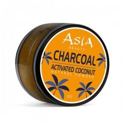 ASIA BEAUTY - aktywny węgiel kokosowy do wybielania zębów NATURAL 30g