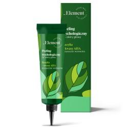 Basil Element. Trychologiczny peeling oczyszczający przeciw wypadaniu włosów 100ml