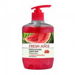 Fresh Juice - Kremowe mydło Arbuzowe z olejkiem kokosowym 460ml