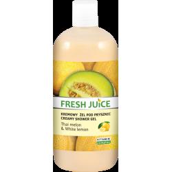 Fresh Juice Kremowy żel pod prysznic Thai melon & White lemon 500ml