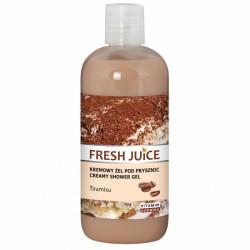 Fresh Juice - kremowy żel pod prysznic Tiramisu 500ml