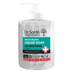 Dr. Sante Nawilżające mydło antybakteryjne w płynie, aloes 500ml