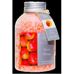 NATURAL AROMAS Sól do kąpieli Owoc Mango 670g