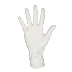 Rękawiczki nitrylowe bezpudrowe XL 1 PARA kolor BIAŁE