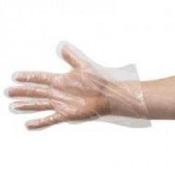 Rękawiczki foliowe 100 szt