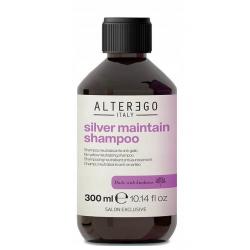 ALTEREGO Szampon do włosów blond silver maintain 300 ml
