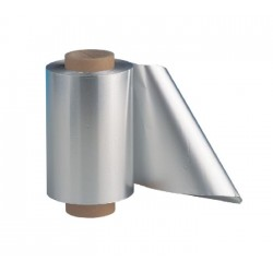 Folia fryzjerska aluminiowa 250m