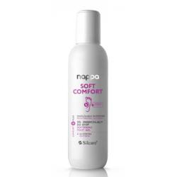 SILCARE Żel zmiękczający do stóp nappa Soft Comfort nawilżająca gliceryna 90 ml