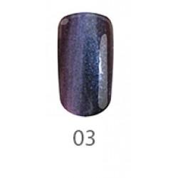 SILCARE Żel CHAMELEON nr 03 Purple Rain 5g